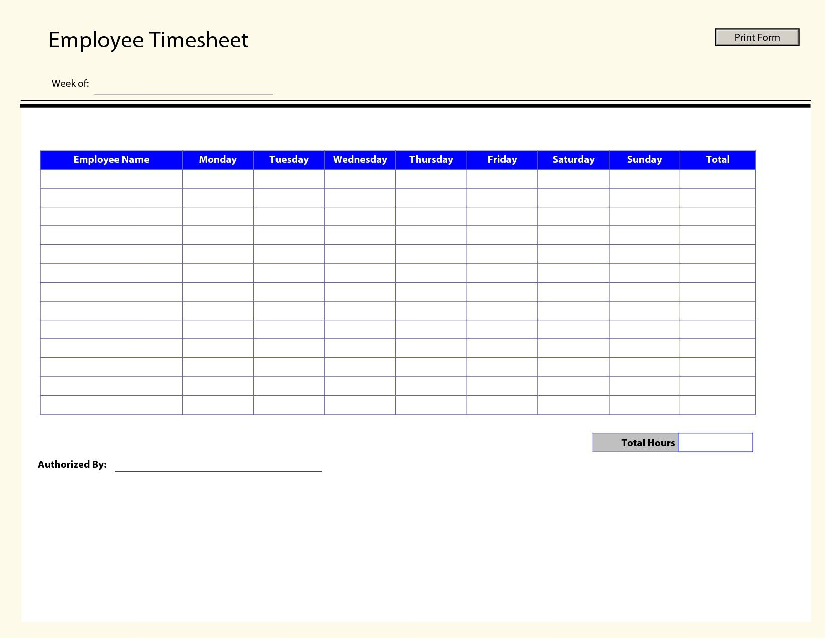 003 Unusual Time Card Template Free High Def  Calculator Excel Monthly Biweekly TimesheetFull