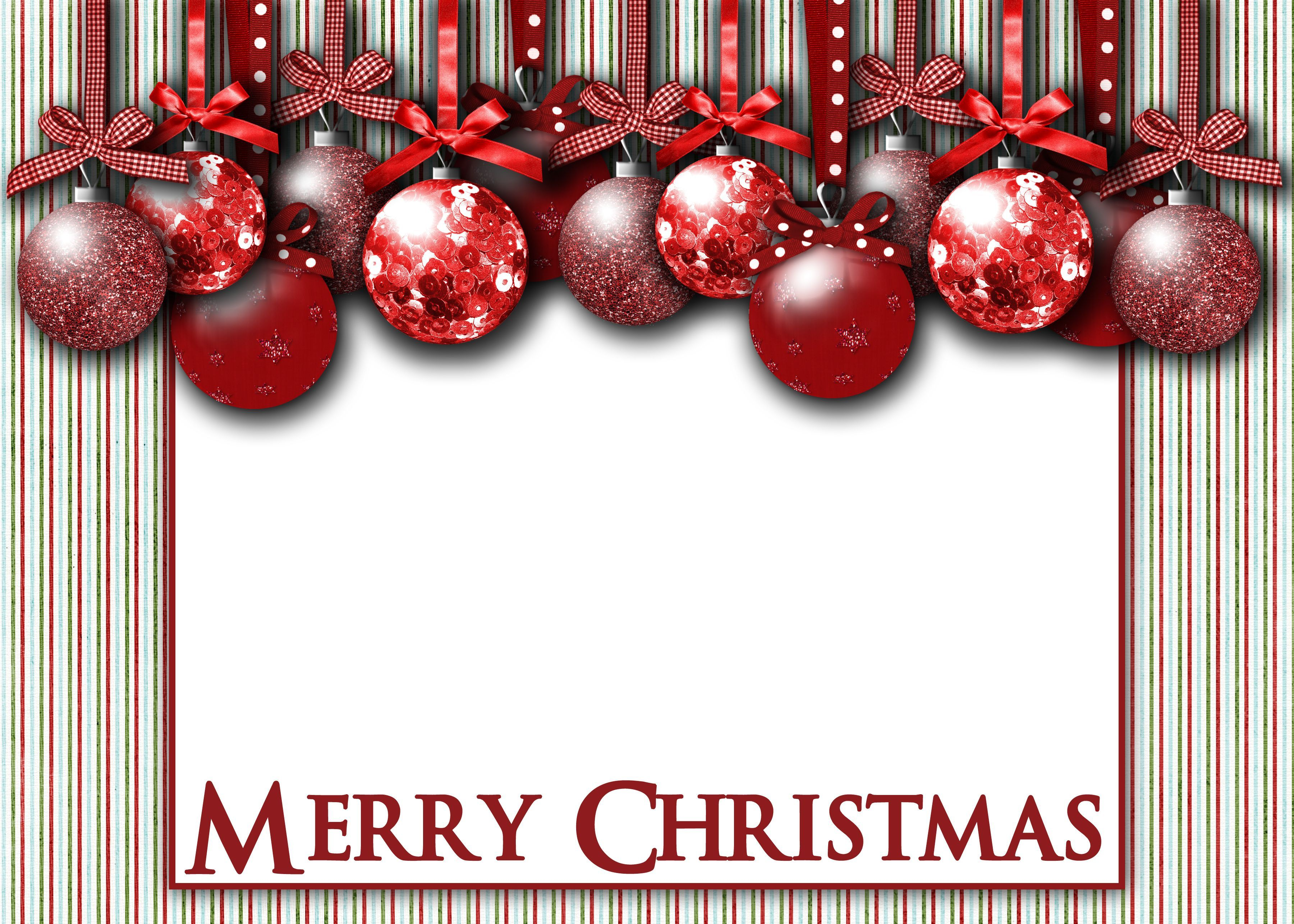 003 Wonderful Christma Card Template Photoshop Photo  Free Download FunnyFull