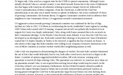 003 Wonderful Cold War Essay Highest Quality  Title Thesi
