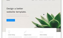 003 Wonderful Download Free Web Template Concept  Templates Responsive Psd Website For It Company Html5