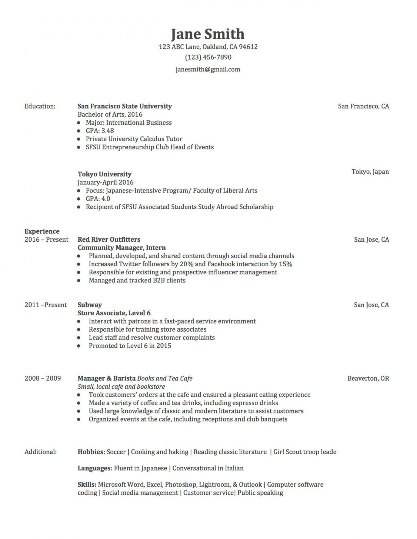 003 Wonderful Free Basic Resume Template Highest Clarity  Sample Download For Fresher Microsoft Word 20071400