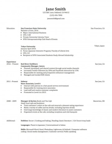 003 Wonderful Free Basic Resume Template Highest Clarity  Sample Download For Fresher Microsoft Word 2007360