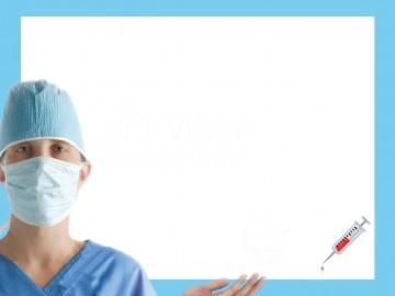 003 Wonderful Free Nursing Powerpoint Template High Resolution  Education Download360