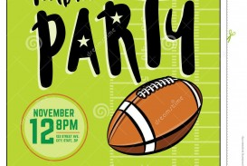 003 Wonderful Free Tailgate Party Flyer Template Download Photo