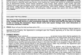 003 Wonderful Home Purchase Agreement Template Michigan Picture