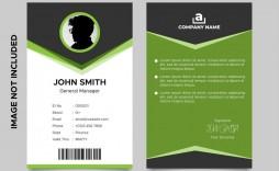 003 Wonderful Id Card Template Free Highest Clarity  Download Pdf Design