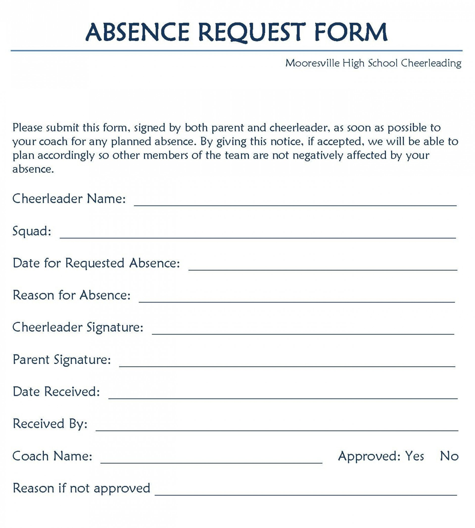 003 Wonderful Leave Of Absence Form Template Concept  Medical Request Free1920