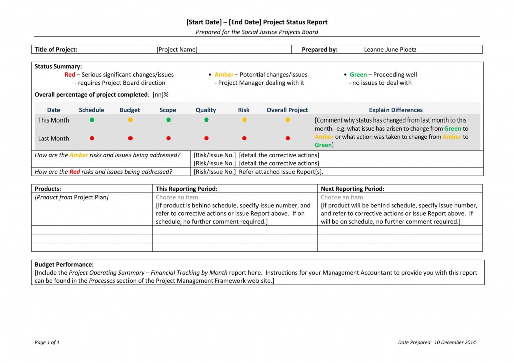 003 Wonderful Project Management Statu Report Template Ppt Sample  Template+powerpoint WeeklyLarge