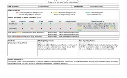 003 Wonderful Project Management Statu Report Template Ppt Sample  Template+powerpoint Weekly