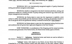 003 Wonderful Property Development Joint Venture Agreement Template Uk Highest Quality