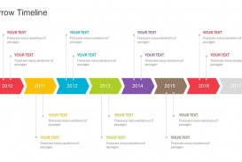 003 Wonderful Timeline Template Powerpoint Free Download Photo  Project Ppt Infographic