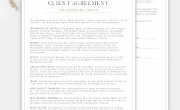 003 Wonderful Wedding Photographer Contract Template High Definition  Free Photography Uk