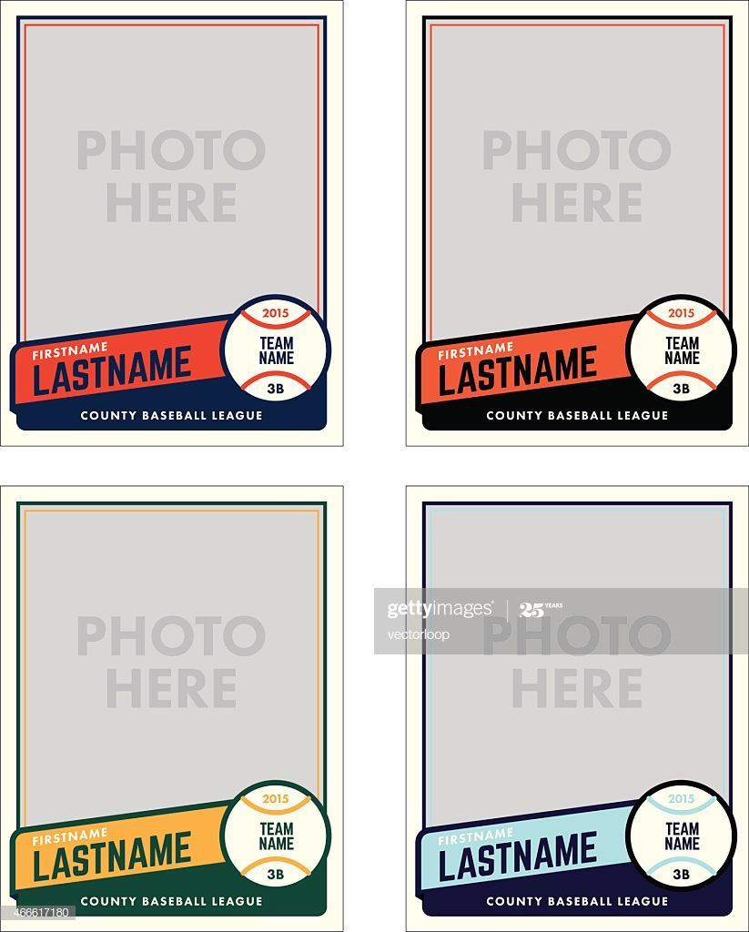 003 Wondrou Baseball Card Template Photoshop Highest Quality  Topp FreeFull