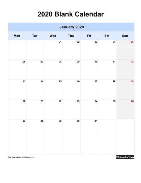 003 Wondrou Blank Calendar Template Word Highest Clarity  Microsoft 2019 Bi Monthly480