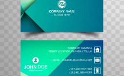 003 Wondrou Double Sided Busines Card Template Concept  Templates Word Free Two Microsoft