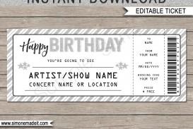 003 Wondrou Editable Ticket Template Free Inspiration  Concert Word Irctc Format Download Movie