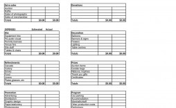 003 Wondrou Event Planning Budget Worksheet Template Inspiration  Free Download Spreadsheet Planner