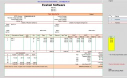 003 Wondrou Excel Gst Invoice Format Download Picture  In Pdf Tally Tax Free Sheet