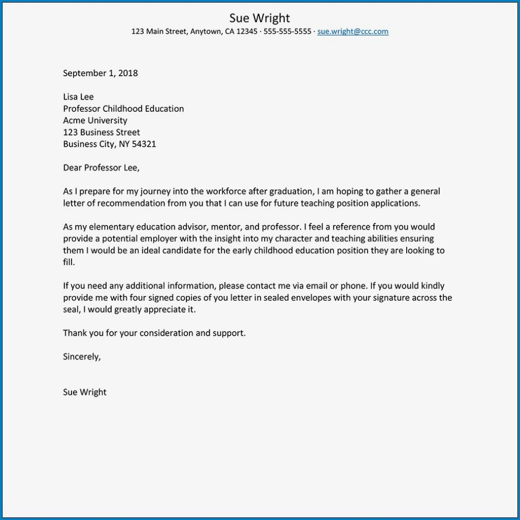 003 Wondrou Letter Of Recommendation Template Idea  Word Sample For College Admission Student DocLarge