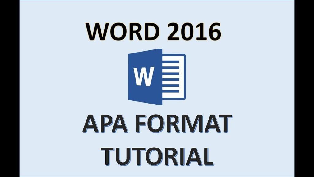 003 Wondrou Literature Review Sample Apa 6th Edition Example  FormatLarge