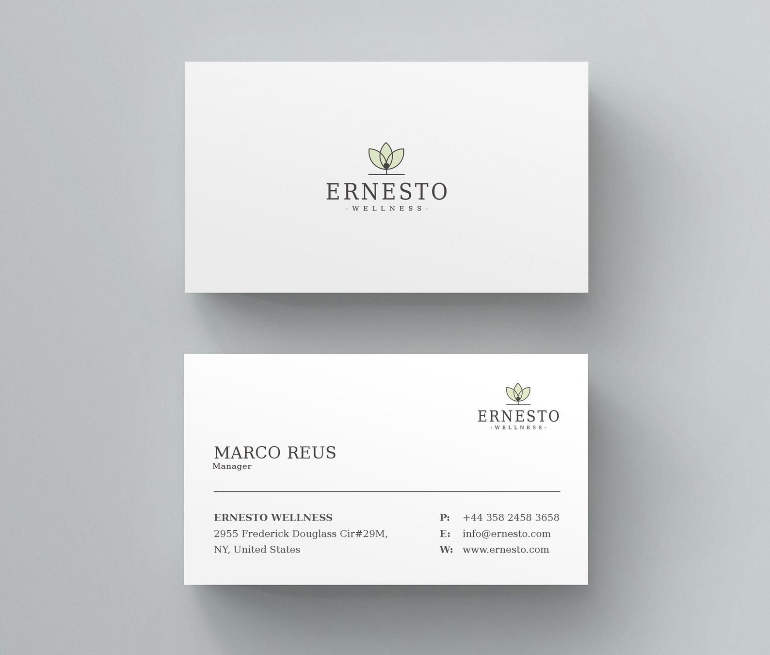 003 Wondrou Microsoft Office Busines Card Template Concept  M Download Free Professional Word BlankFull
