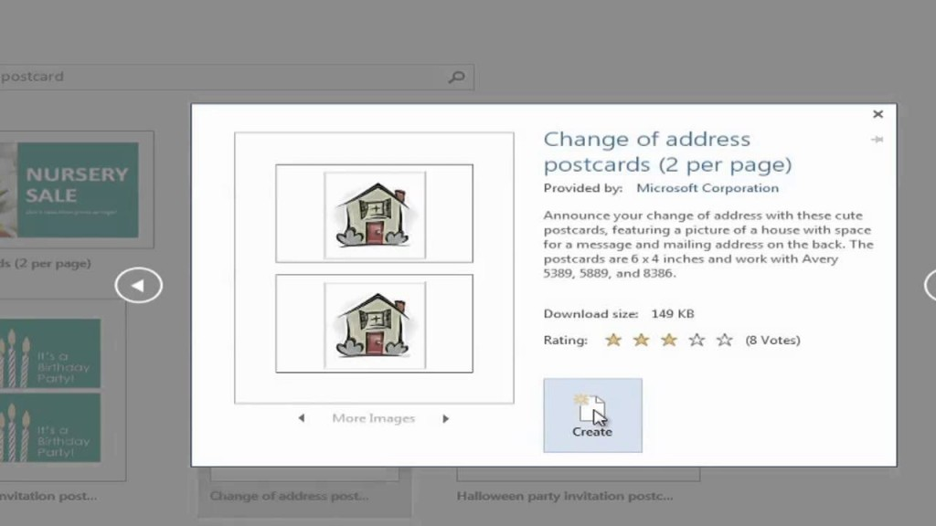 003 Wondrou Microsoft Word Invitation Template 2 Per Page Example Large