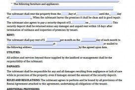 003 Wondrou Rental Agreement Template Word Free Highest Quality  Room Doc In Tamil Format Download