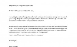 003 Wondrou Resignation Letter Template Word Photo  Malaysia Uk