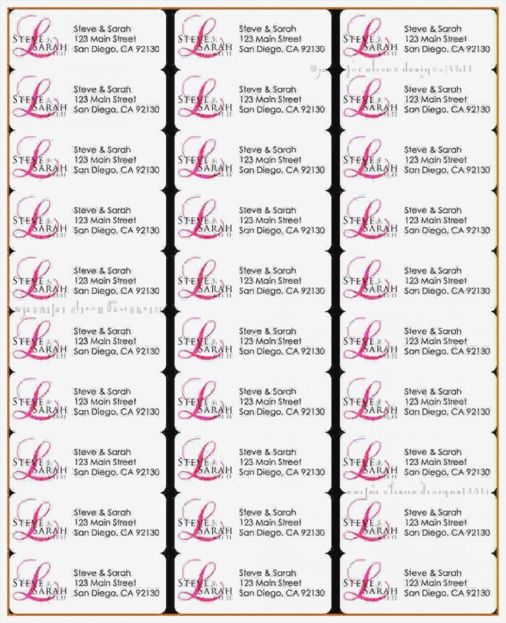 003 Wondrou Return Addres Label Template Sample  Google Doc Avery 80 Per Sheet Word Free1920