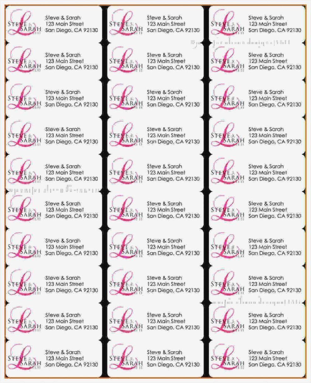 003 Wondrou Return Addres Label Template Sample  Google Doc Avery 80 Per Sheet Word FreeFull