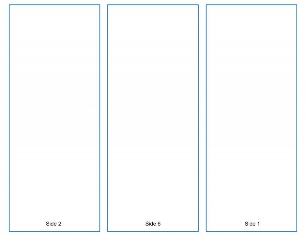 004 Amazing 3 Fold Brochure Template Doc High Definition  GoogleLarge