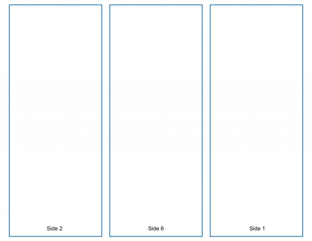 004 Amazing 3 Fold Brochure Template Doc High Definition  Docs GoogleFull