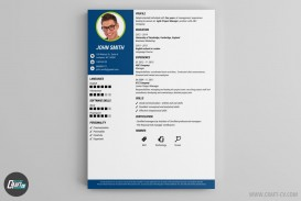 004 Amazing Create Resume Online Free Template Image