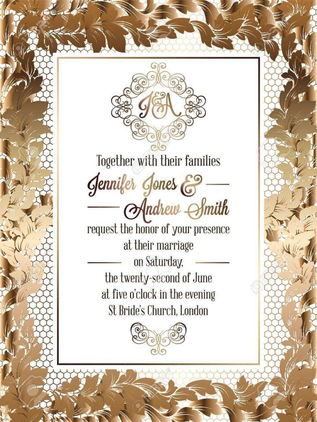 004 Amazing Free Download Formal Invitation Card Template High Def  SampleLarge