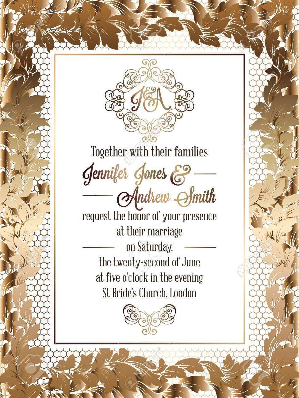 004 Amazing Free Download Formal Invitation Card Template High Def  SampleFull