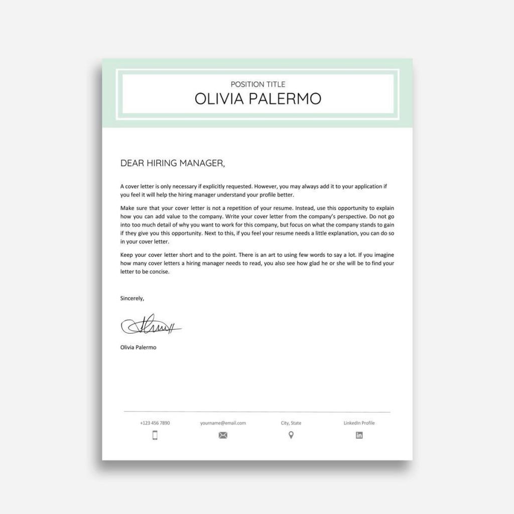 004 Amazing Google Doc Cover Letter Template Design  Swis Free RedditLarge