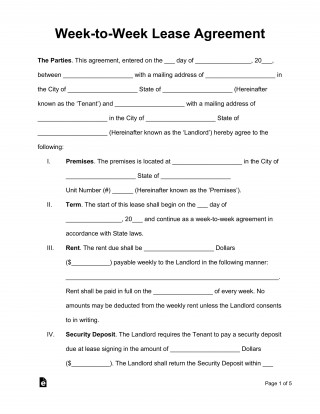 004 Amazing Template For Property Rental Agreement Example  Sample Commercial320