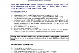 004 Archaicawful Basic Employment Contract Template Free Nz Picture