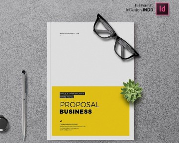 004 Archaicawful Busines Brochure Design Template Free Download Inspiration 360