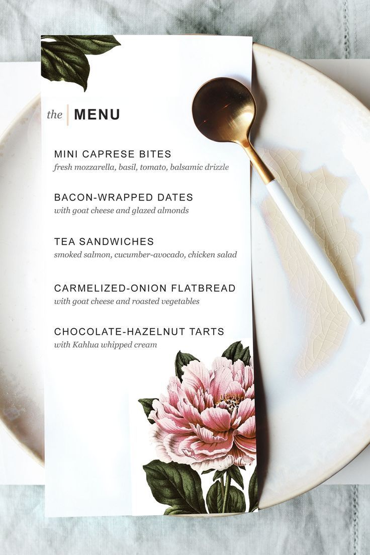004 Archaicawful Dinner Party Menu Template Idea  Word Elegant Free Google DocFull