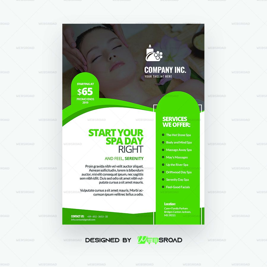 004 Archaicawful Free Flyer Design Template Highest Quality  Templates Online Download PsdFull