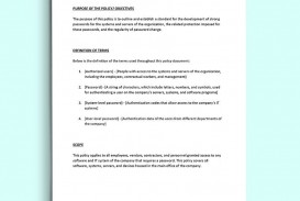 004 Archaicawful Social Media Policy Template Idea  Free