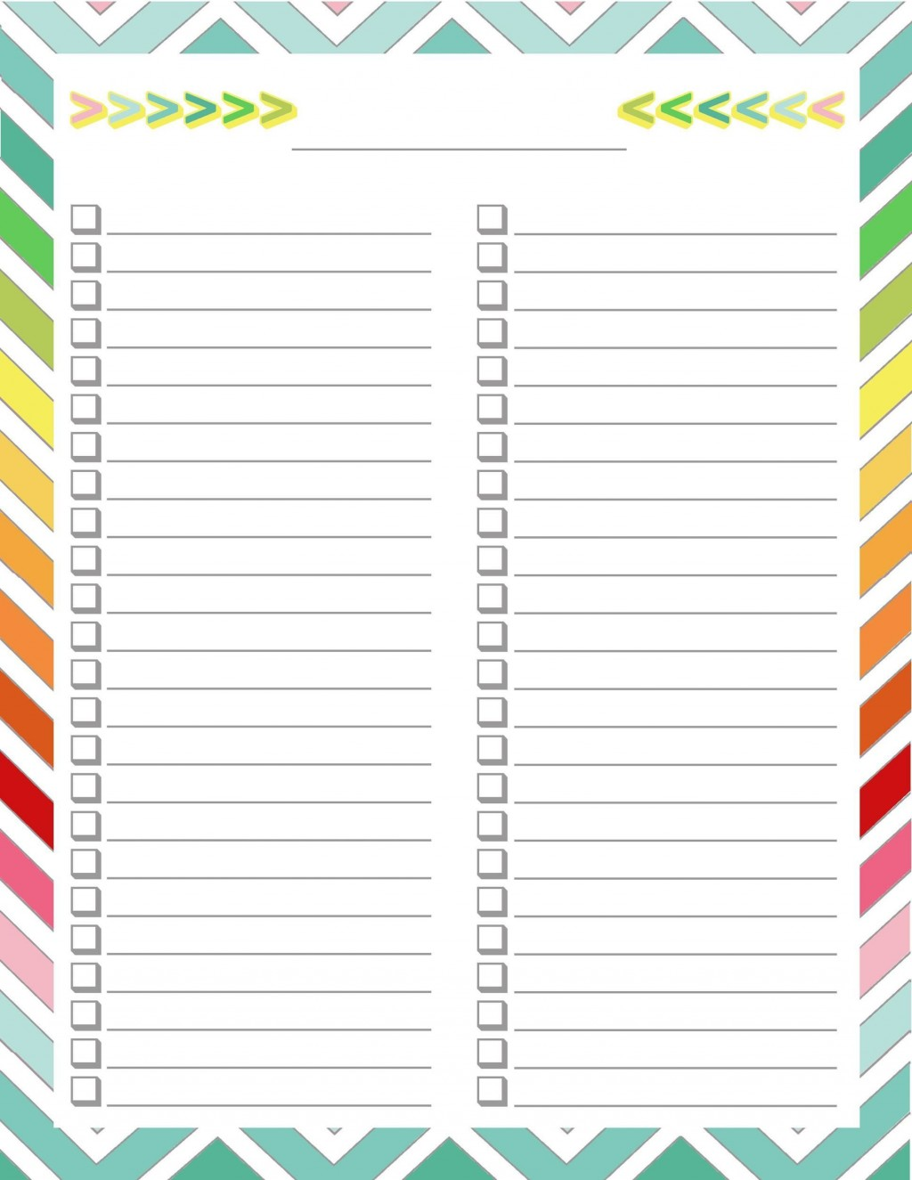 004 Archaicawful To Do Checklist Template Concept Large