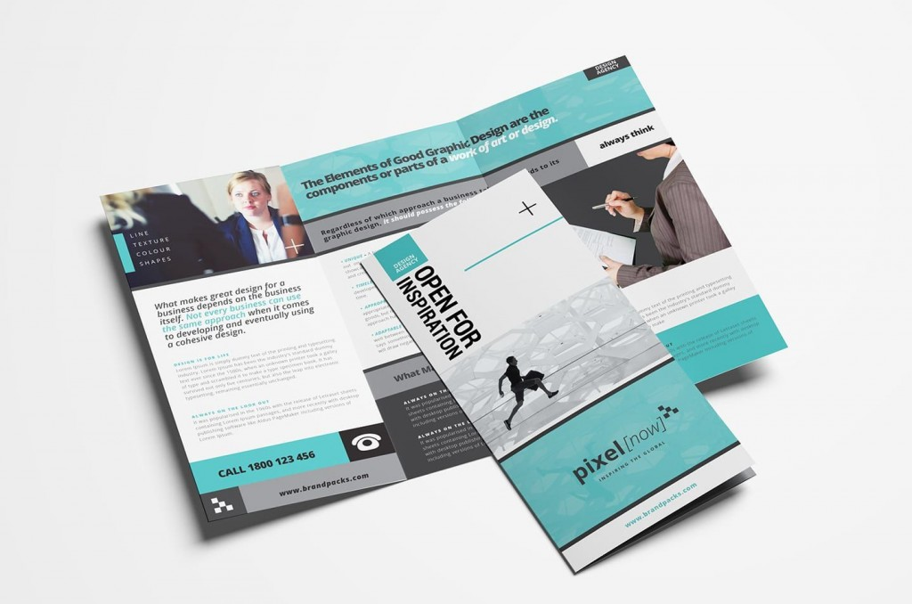 004 Archaicawful Tri Fold Template Free High Def  Brochure Download Psd Microsoft WordLarge