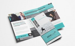 004 Archaicawful Tri Fold Template Free High Def  Brochure Download Psd Microsoft Word