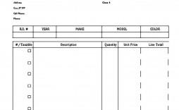 004 Astounding Auto Repair Invoice Template Free Highest Clarity  Excel Printable Pdf