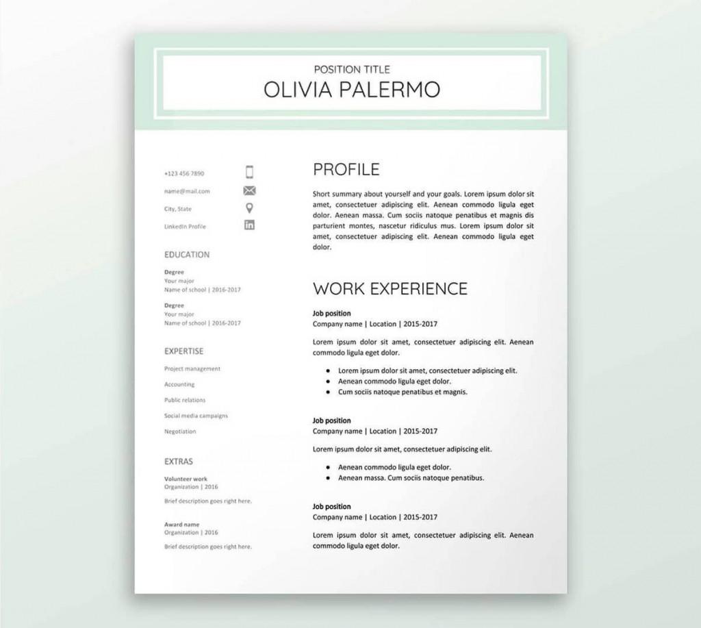 004 Astounding Entry Level Resume Template Google Doc High Definition  DocsLarge