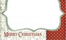 004 Astounding Free Printable Xma Card Template Design  Templates Christma Making Online To Colour