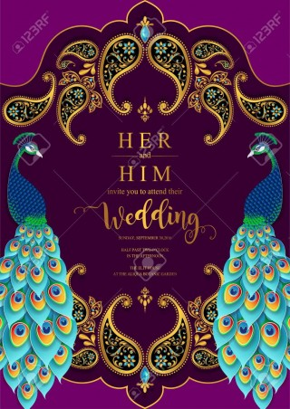 004 Astounding Indian Wedding Invitation Template Photo  Psd Free Download Marriage Online For Friend320