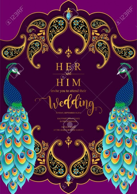 004 Astounding Indian Wedding Invitation Template Photo  Psd Free Download Marriage Online For Friend480
